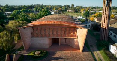Iglesia Cristo Obrero de Atlántida fue declarada Patrimonio Mundial por la Unesco
