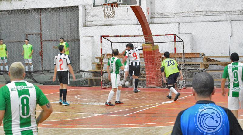 3ra.Fecha Liga Rochense de  Fútbol de Salón, ya está la 4ta.