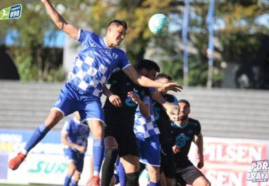 Juventud 1- Rocha FC 0.La partitura de Piano es inconclusa